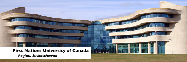 First Nations University of Canada in Regina, Saskatchewan (site of NAINConnect 2015)