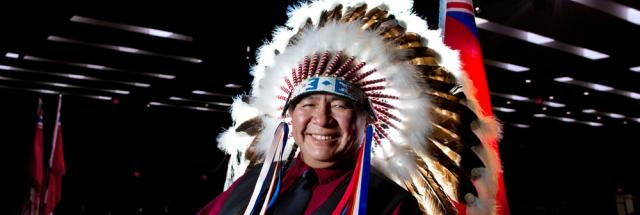 Lee Crowchild elected Chief